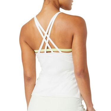Fila Back Court Cami Tank Womens White TW036887 100