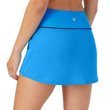 Fila Celestia Point 13.5 inch Shirt Womens Celestial Blue/White/Black TW036899 430