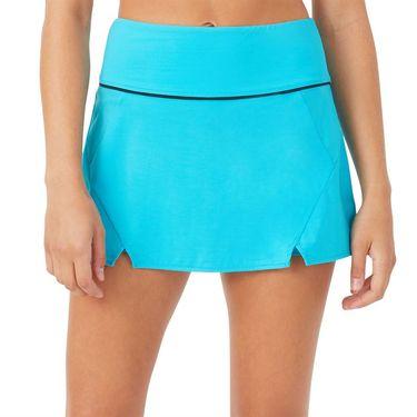 Fila Celestia Point 13.5 inch Shirt Womens Turquoise/White/Black TW036899 910