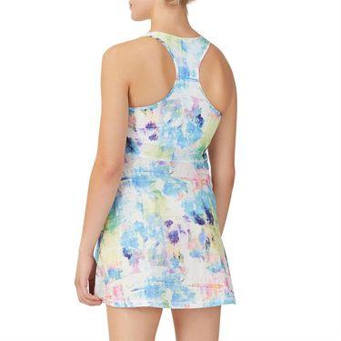 Fila Tie Breaker Dress Womens Tie Dye Print /White TW118287 101