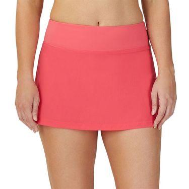 Fila Tie Breaker 13.5 inch Skater Skirt Womens Rouge Red TW118289 687