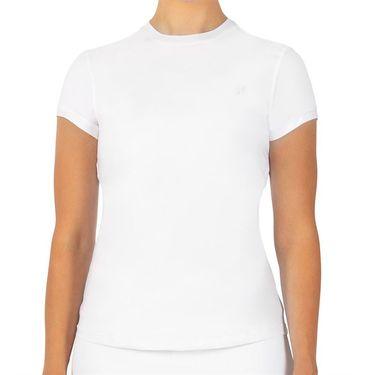 Fila White Line Top Womens White TW118717 100
