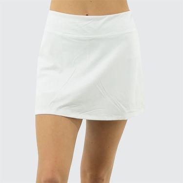 Fila Awning A Line Skirt Womens White TW933626 100