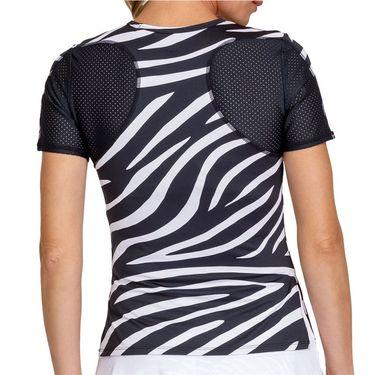 Tail Essentials Katy Top Womens Wild Zebra TX2659 L97X