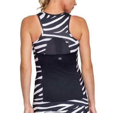 Tail Essentials Joie Crewneck Racerback Tank Womens Wild Zebra TX2831 L97X