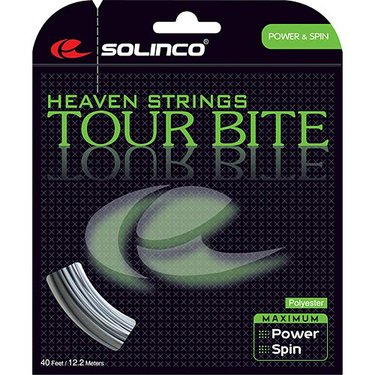 Solinco Tour Bite 16L Tennis String
