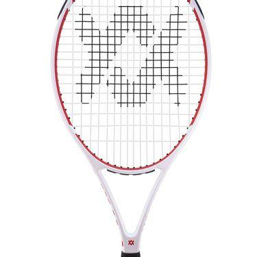 Volkl V Cell 6 Tennis Racquet White/Red V10606