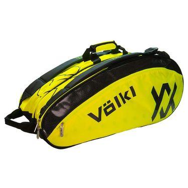 Volkl Tour Mega Tennis Bag - Neon Yellow/Black