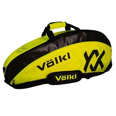 Volkl Tour Pro 2021 Tennis Bag - Black/Neon Yellow