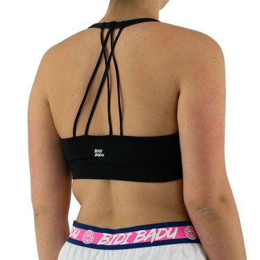 Bidi Badu Letty Tech Strappy Bra Womens Black W134023 193 BK