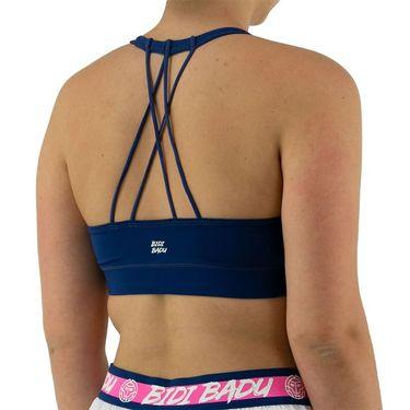 Bidi Badu Letty Tech Strappy Bra Womens Dark Blue W134023 193 DBL