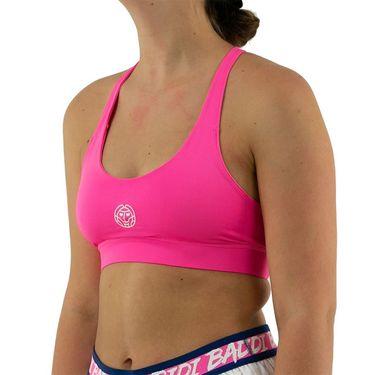 Bidi Badu Letty Tech Strappy Bra Womens Pink W134023 193