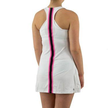 Bidi Badu Sira Tech Dress Womens White W214042 203 WH