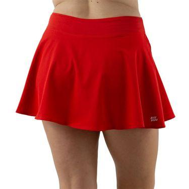Bidi Badu Mora Tech Skirt Womens Red W274026 211