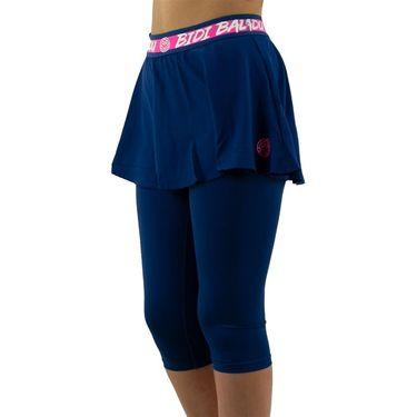 Bidi Badu Faida Tech Scapri Womens Dark Blue/Pink W274036 193
