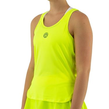 Bidi Badu Mea Tech Tank Womens Neon Yellow W334011 192
