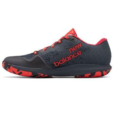New Balance WCH996V4.5 LE Womens Tennis Shoe B Width Red/Navy WCH996V4 B
