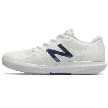 New Balance WCH996Z4 Womens Tennis Shoe B Width White/Blue WCH996Z4 B