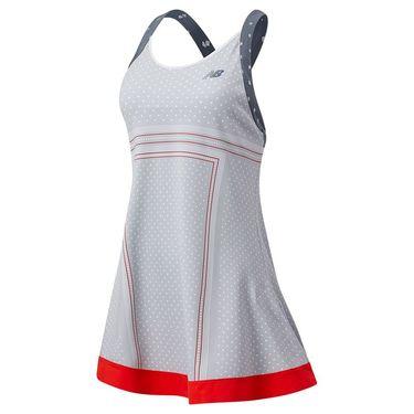 New Balance Tournament Dress Womens Light Aluminum WD03431 LAN