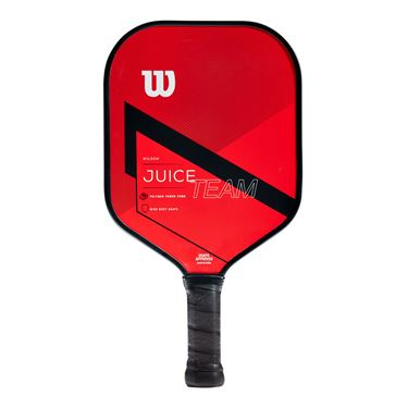 Wilson Juice Team Pickleball Paddle - Red