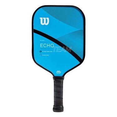Wilson Echo Team Pickleball Paddle - Blue