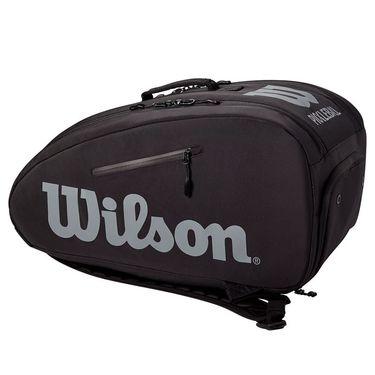Wilson Super Tour Paddlepak - Black