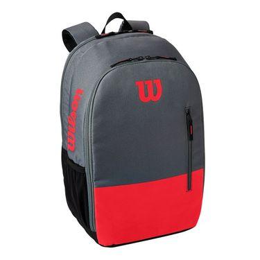 Wilson Team Backpack - Red/Grey