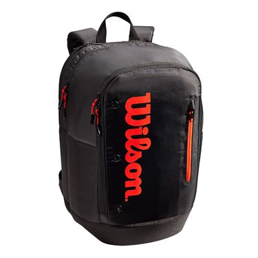 Wilson Tour Backpack - Red/Black