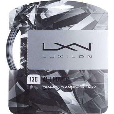 Luxilon ALU Power 1.30 Silver Tennis String