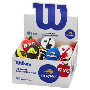 Wilson US Open Dampener 50 Pack Box