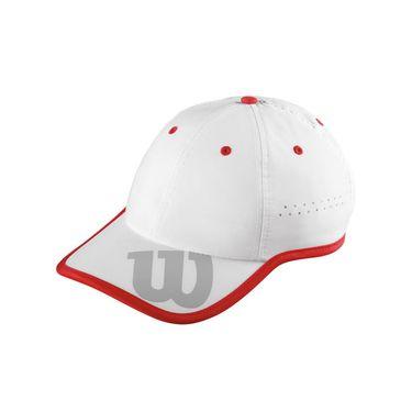 Wilson Brand Hat - White