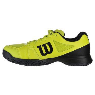 Wilson Rush Pro 2.5 Junior Tennis Shoe - Acid Lime/Black/Ebony
