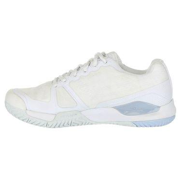 Wilson Rush Pro 3.0 Womens Tennis Shoe - White/Cashmere Blue/Illusion Blue