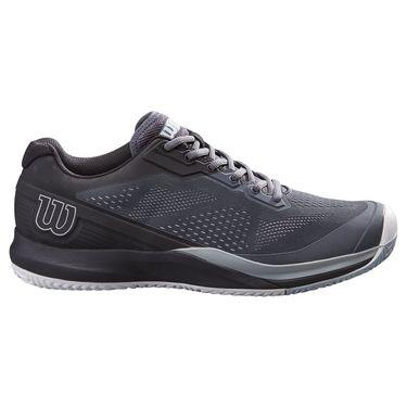 Wilson Rush Pro 3.5 Mens Tennis Shoe Turbulence/Black/Pearl Blue WRS327170