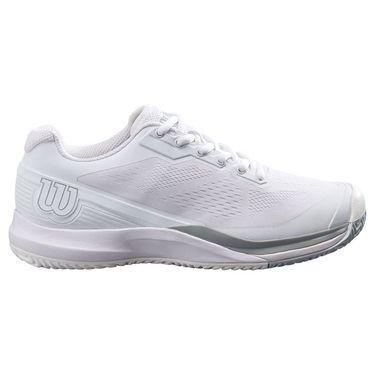 Wilson Rush Pro 3.5 Womens Tennis Shoe White/Pearl Blue WRS327270
