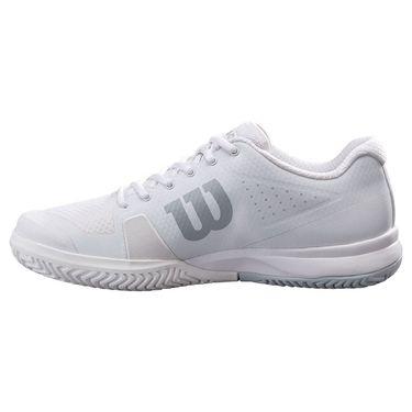Wilson 2021 Rush Pro 2.5 Mens Tennis Shoe White/Pearl Blue WRS327360
