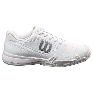 Wilson 2021 Rush Pro 2.5 Womens Tennis Shoe White/Pearl Blue WRS327390