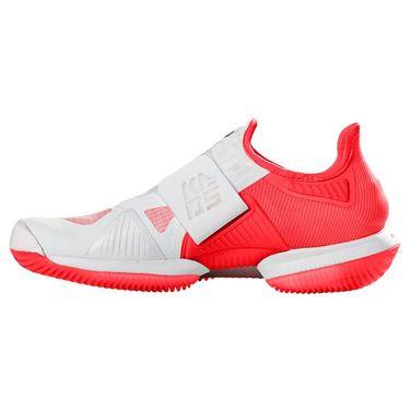 Wilson Kaos Mirage Womens Tennis Shoe White/Fiery Coral/Soothing Sea WRS327460