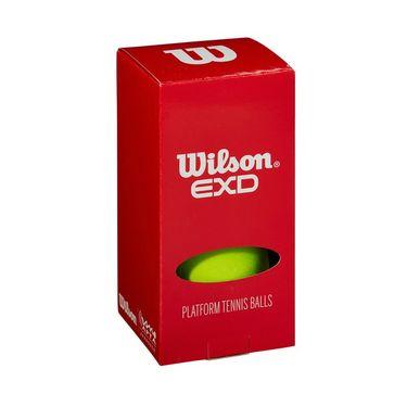 Wilson EXD Platform Ball 2 Can