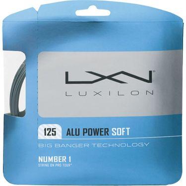 Luxilon Big Banger ALU Power Soft 125 Tennis String