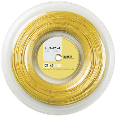 Luxilon 4G Rough 125 Tennis String REEL (600ft)