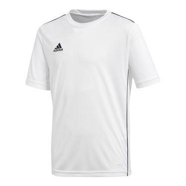 adidas Junior Training Crew - White/Black