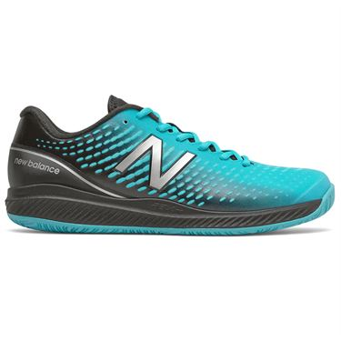 New Balance 796v2 (D) Mens Tennis Shoe - Teal/Black