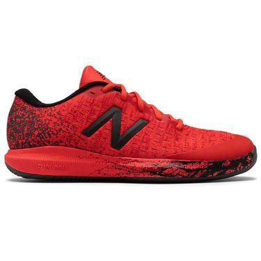 New Balance MCH996MW Mens Tennis Shoe D Width Red/Black MCH996MW D