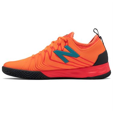 New Balance Fresh Foam LAV (D) Mens Tennis Shoe - Punch/Coral