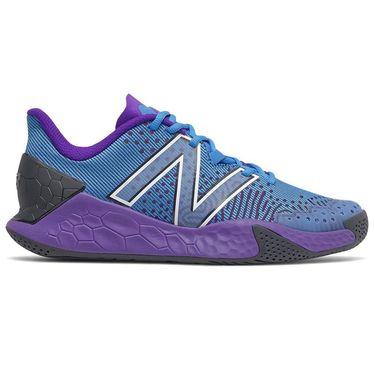 New Balance Fresh Foam X LAV V2 (D) Mens Tennis Shoe - Helium Blue