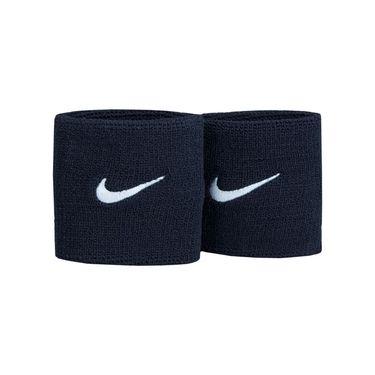 Nike Tennis Premier Wristbands - Black/White