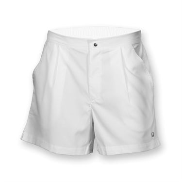 Fila Santoro 5 Inch Short - White