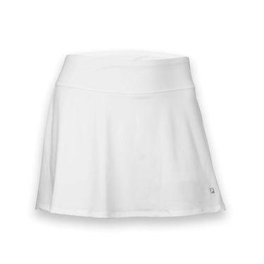 Fila Long Flirty Skirt -White