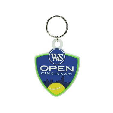 W&S Open Crest Keychain